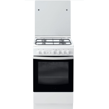Oven with Cooker Hobs 60CM Freestanding