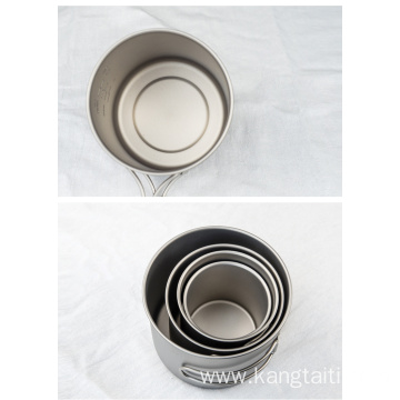 Kangtai Titanium 450ml Cup with Lid