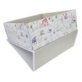 Eco-friendly Luxury Children Shoe Box With Beautiful Design