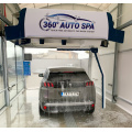Touchless car wash equipment pdq laserwash 360
