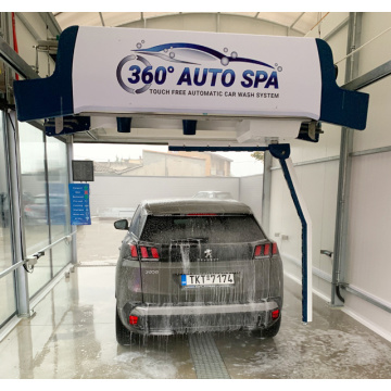 Automatic eco car wash express