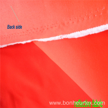 High Visibility Satin Polyester and Cotton Fabric
