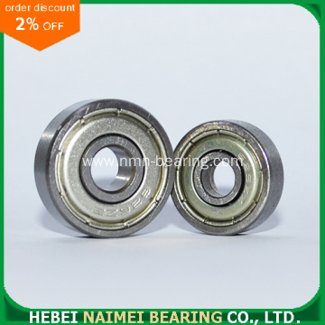 Miniature Sliding Window Ball Bearing