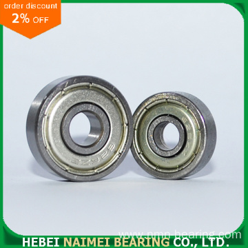 Inch Series Deep Groove Ball Bearing R4zz
