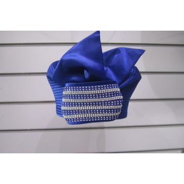 Women's Satin Ribbon Fancy Horse-Racing Hats