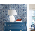 Blue Mosaic Tiles For Living Room And Bedroom