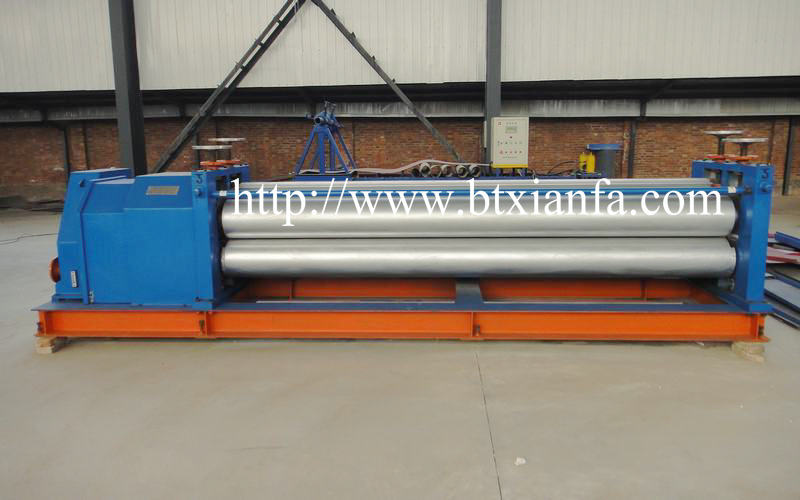 Corrugated Metal Roofing Sheet Forming Machine (2)