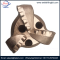 soft formation146mm 3 blades PDC drag bit