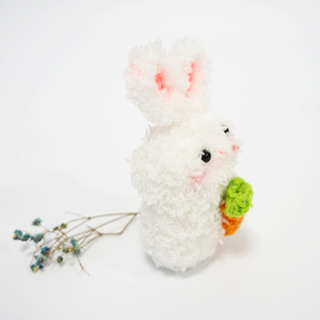 Crochet Airpods Case Cute Animals Earphone Cover Case