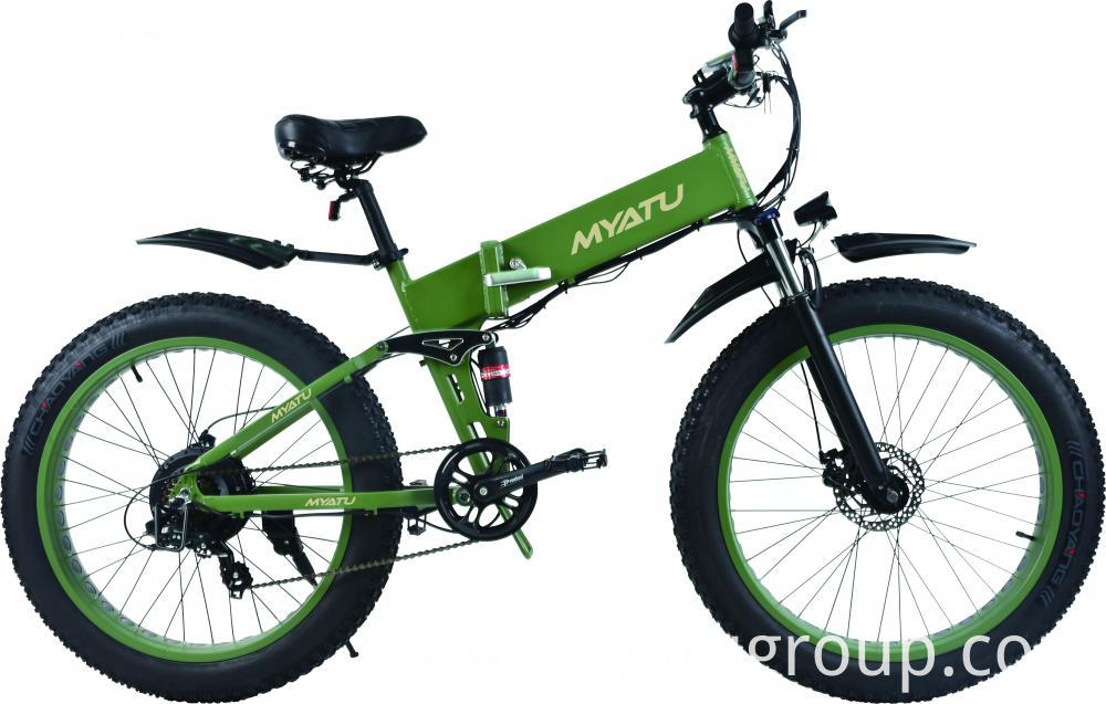 Eco Electric Bicycle
