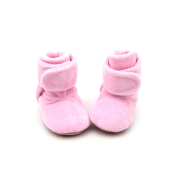 High Design Level Lovely Pink Warmer Baby Boot