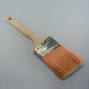 oblique paint  brush