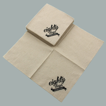 Natural Kraft Lunch Napkin