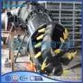 Customized cutter dredge head design