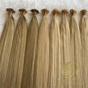 2020 cheap remy human u tip hair extensions