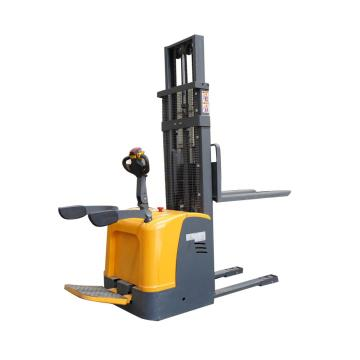 1.5 ton 3 Meter hand electric warehouse forklift