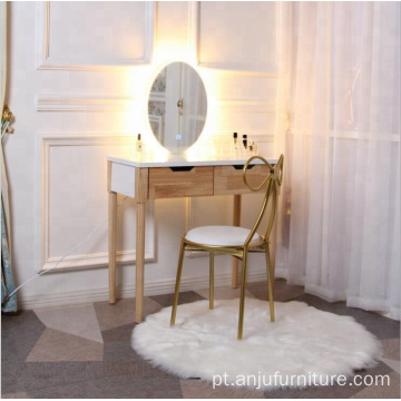 Intelligence mirror ins popular  Dresser with chair
