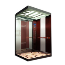 Effective/energy-saving passenger elevator