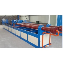 Hot carbon steel elbow machine