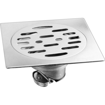 Stainless steel square floor drain