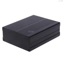 Aluminum Box Enclosure DIY Electronic Project Black Instrument Case 120x97x40mm M13 dropship