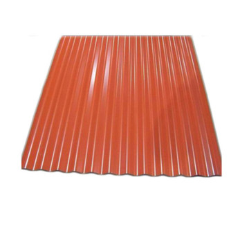 32 gauge cold rolled galvanized corrugated steel sheet