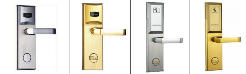 智能酒店门锁