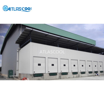 Cold Storage Refrigeration Room Project