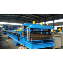 Glazed Tile Roof Panel Machine