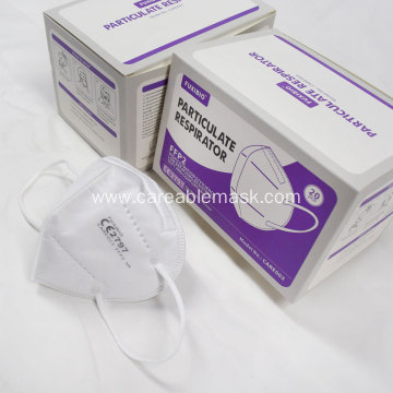 FFP2 Protective Breathable Mask for Germ Protection