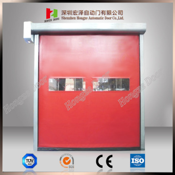 PVC High Speed Self Repair Door