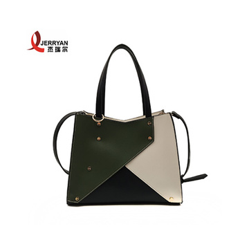 Vegan Leather Fanny Single Shoulder Tote Bags