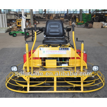 Ride on petrol concrete floor grinder,concrete trowel machine