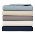 Wholesale 4Pcs 100% Microfiber Bed Sheet Sets