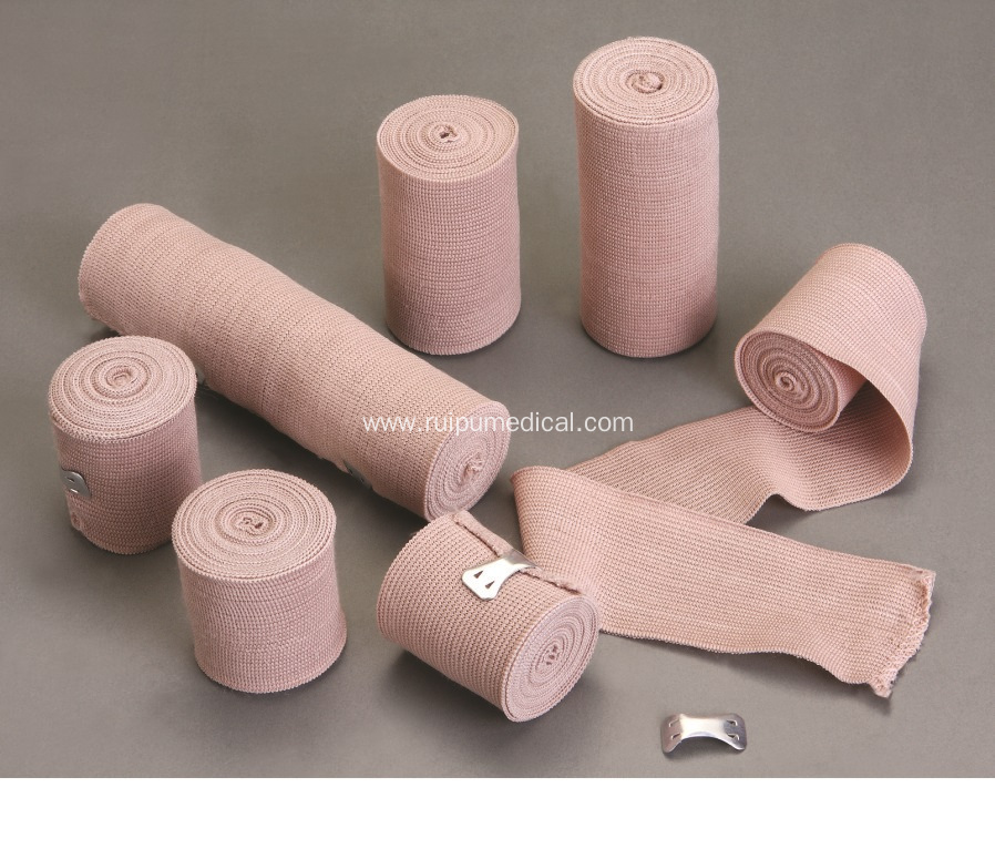 Medical High Compression Elastic Bandage Cohesive Bandages