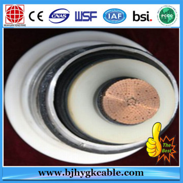 66 KV XLPE INSULATED LEAD ALLOY ARMORED POWER CABLES