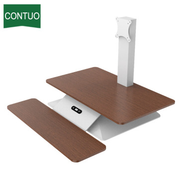 Best Adjustable Sit Stand Up Desk Monitor Converter