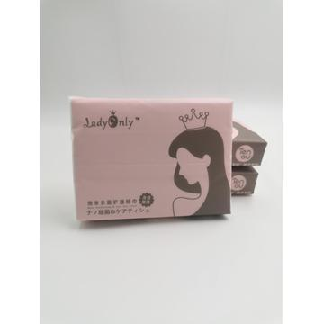 Plastic Bag Soft Pack White Facial Tissue