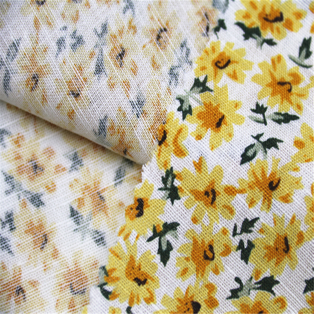 Fresh and Simple Printed Fabric