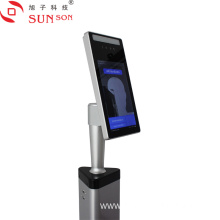Intelligent Face Recognition Infrared Temperature Scanner