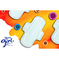 Ultra thin menstrual pads sanitary napkins for girl