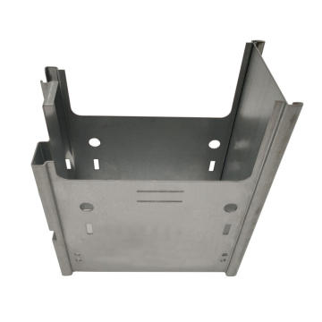 CRS CNC Machining Sheet Metal Frame Structure Assembly