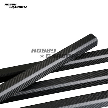 High pressure carbon fiber tube octagonal tube