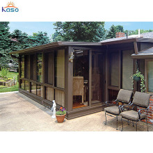 Fours Season Garden Prefabricated Polycarbonate Sun Room