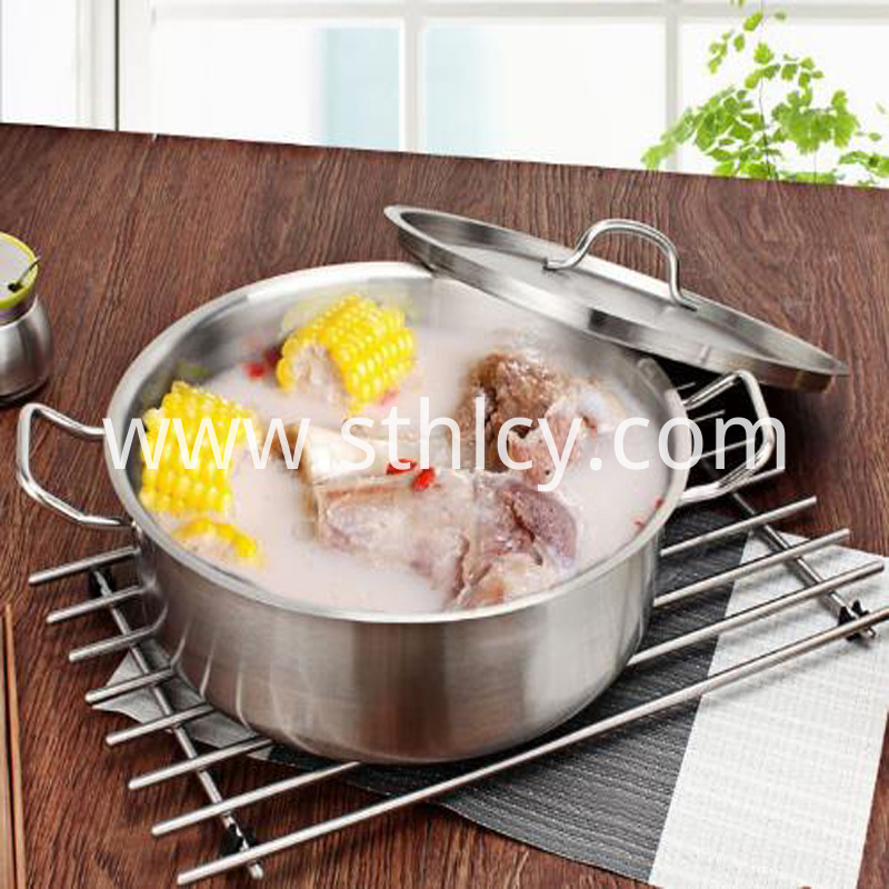 housewares asp-600 stainless steel hot pot