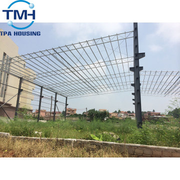 canadian metal building steel structure warehouse design