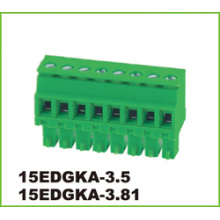 3.81mm Screw Terminal Blocks