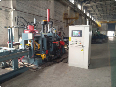 Hot Sale Multi-function CNC Angle Steel Processing Machine