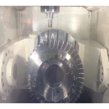 Precision 5-axis cnc machining impeller components