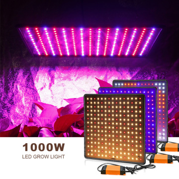 1000W Full Spectum Led Grow Light Phyto Lamp Phytolamp For Plants Led Grow Tent Box Indoor Growing Flowering For Seed Seedlings